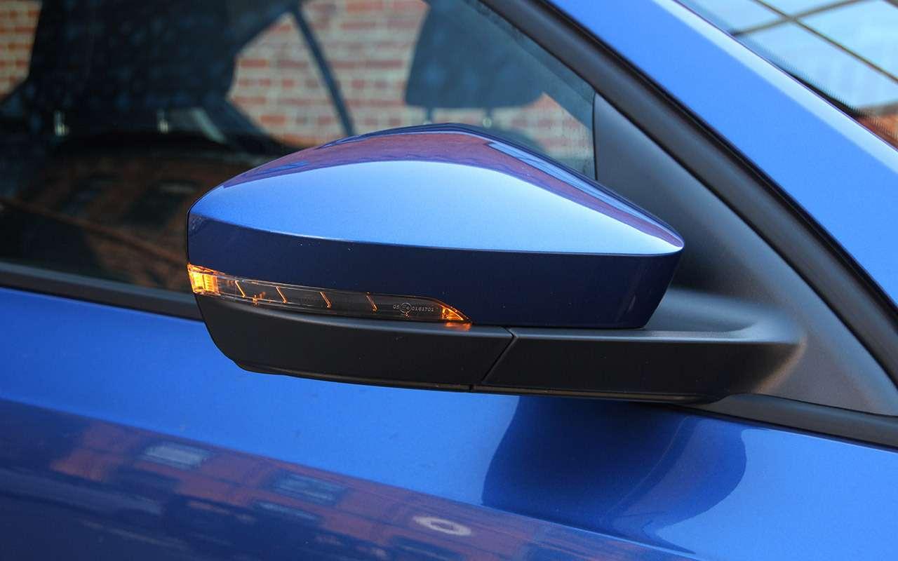 Skoda Octavia: тест самой желанной версии— фото 1121521