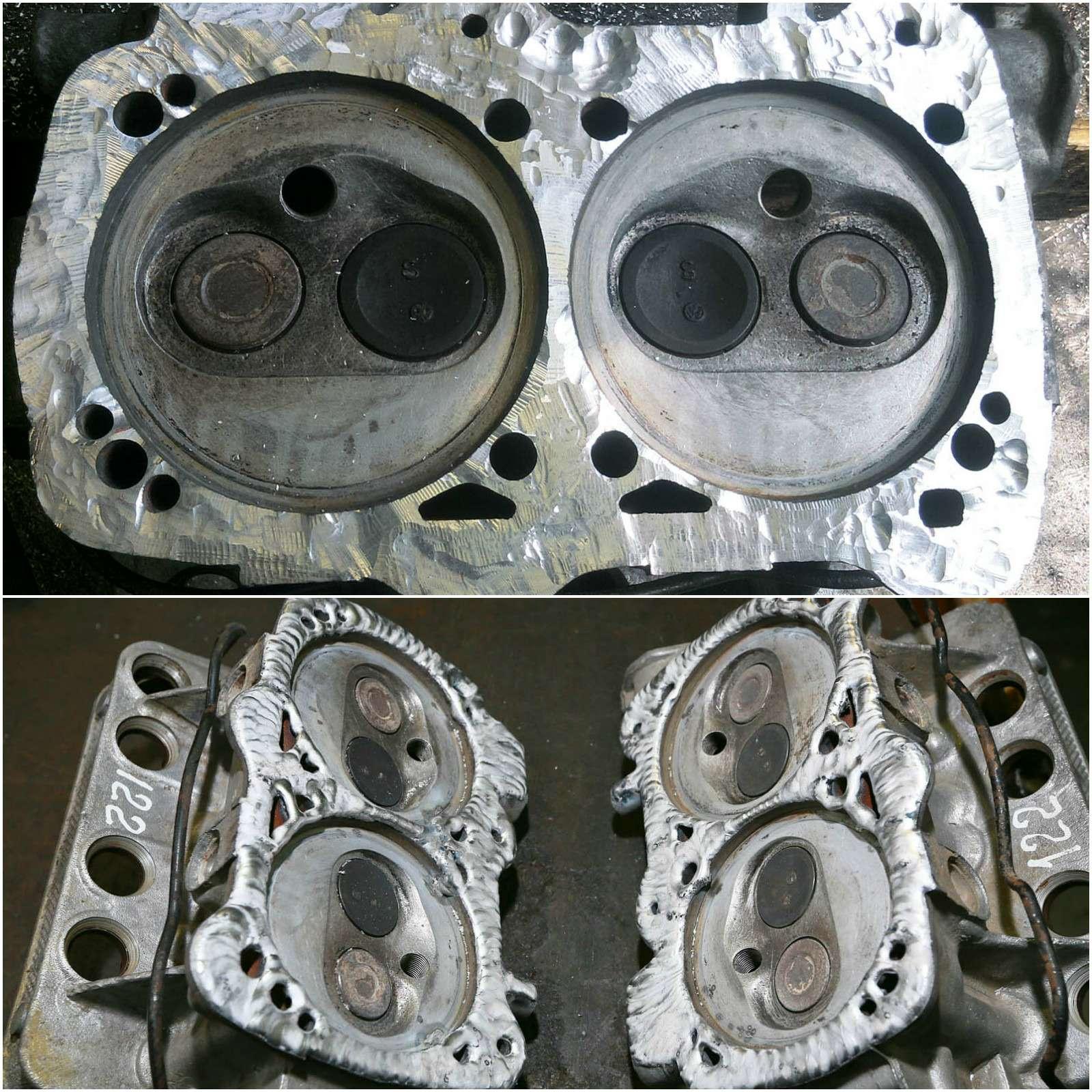 Каквосстанавливают двигатели спомощью сварки— фото 613425