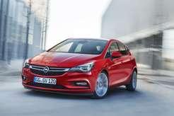 2016 Opel Astra K