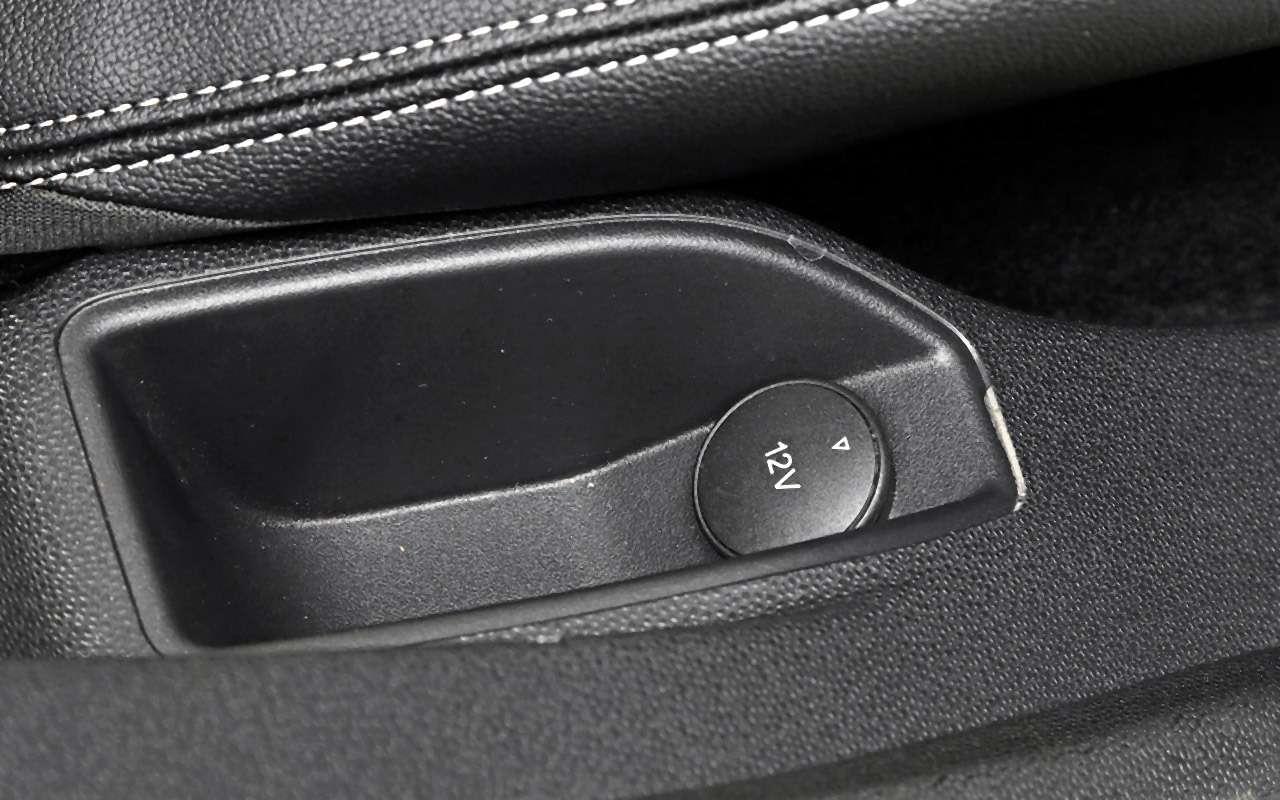 Большой тест кроссоверов: обновленный Ford EcoSport иконкуренты— фото 911189