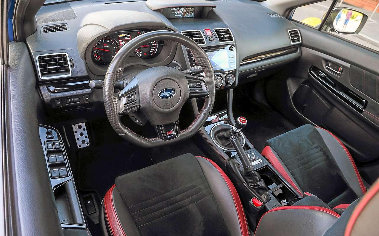 Опыт надспорткаром: перевели Subaru WRX STI нагаз— фото 1172679