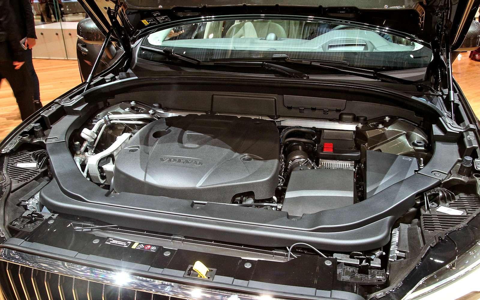 Спасатель изГетеборга: Volvo представила кроссовер XC60 второго поколения— фото 717654