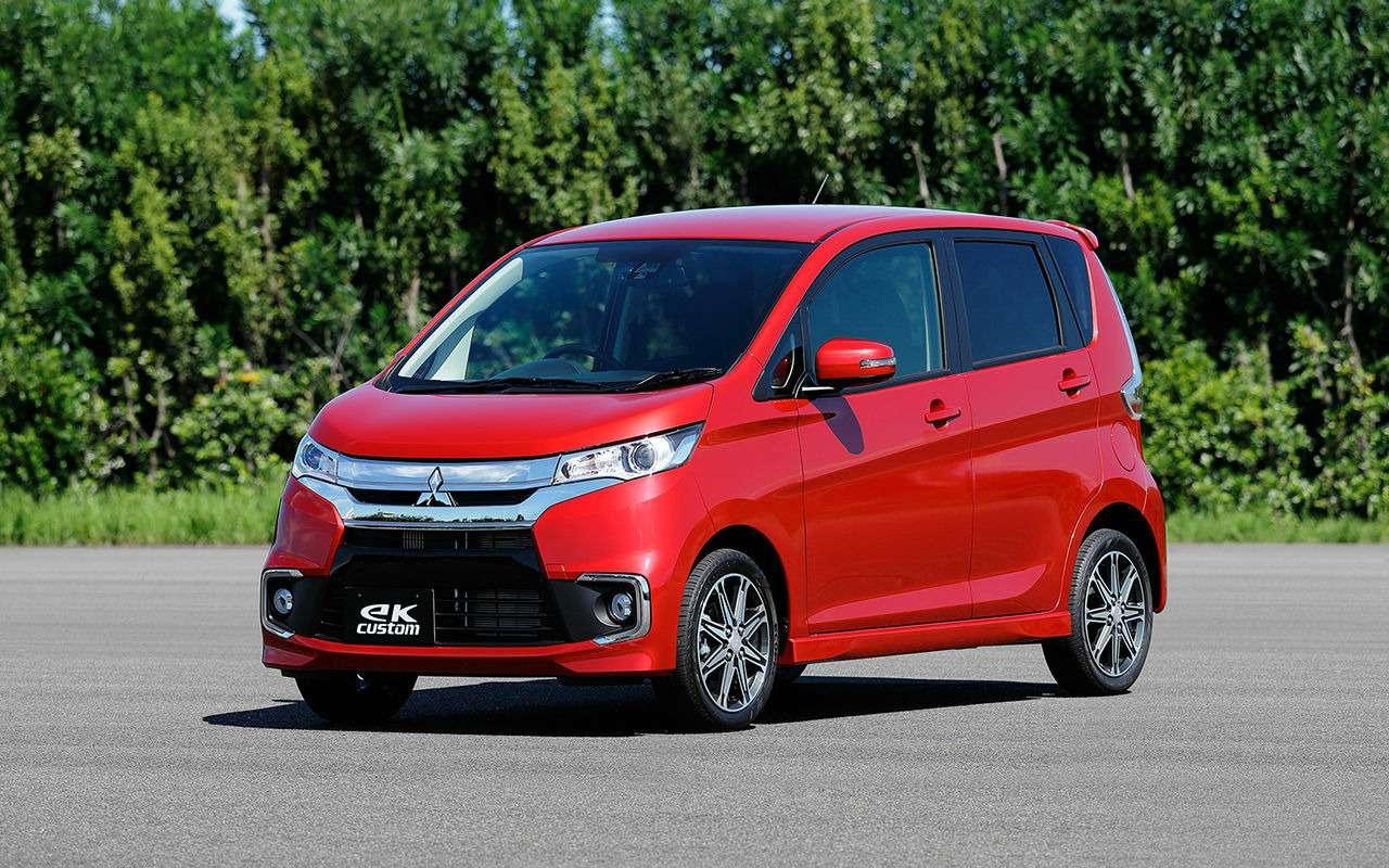 10моделей Mitsubishi, которые непродают вРоссии— фото 907768