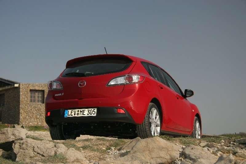 Mazda3: Прощай молодость— фото 92663