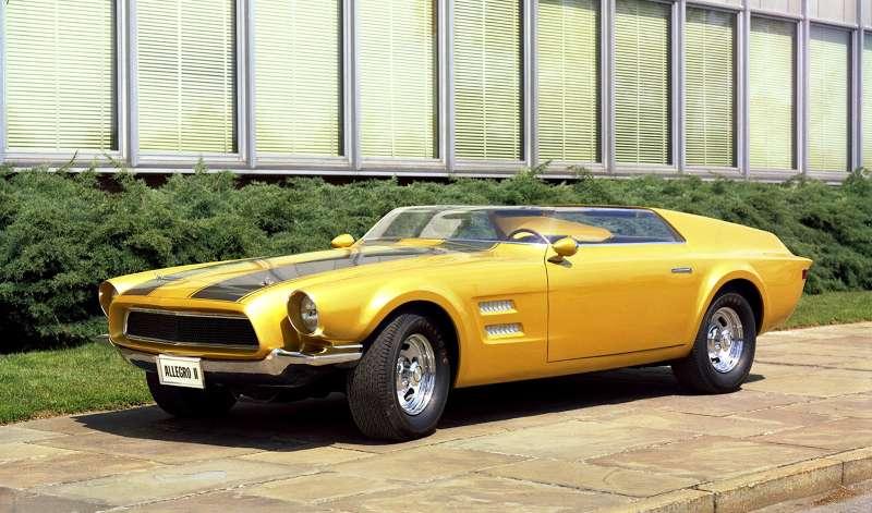 1967 Allegro IIconcept