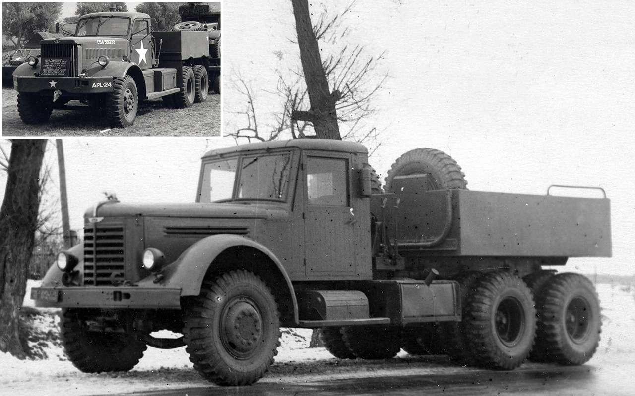 Удачно срисовали: что конструкторы СССР взяли изтрофейных машин— фото 900648