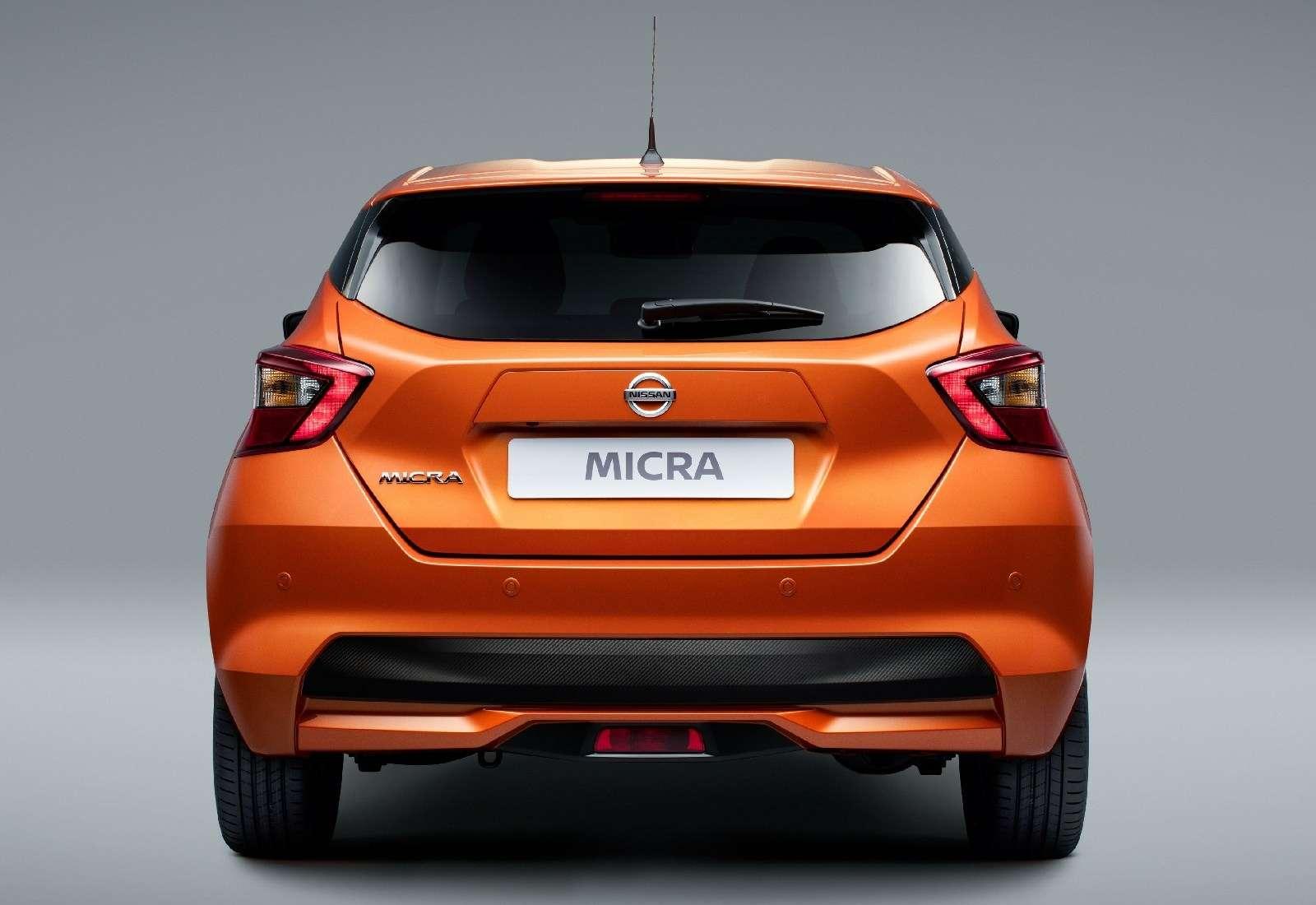 Nissan Micra породнилась с«клюшкой»— фото 641835