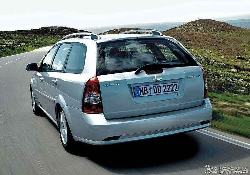 Chevrolet Lacetti. Крести— козыри— фото 67378