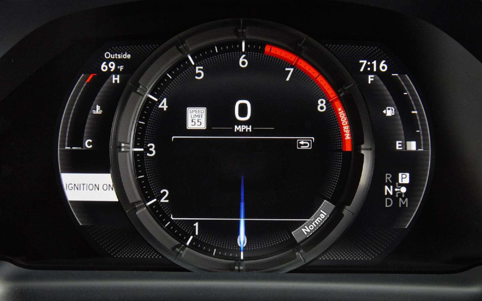 Выход третий, спортивный: Lexus LSFSport отпразднует премьеру вНью-Йорке— фото 735351