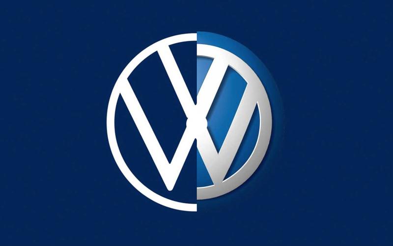 Новый логотип VW: простой иплоский— как вам?