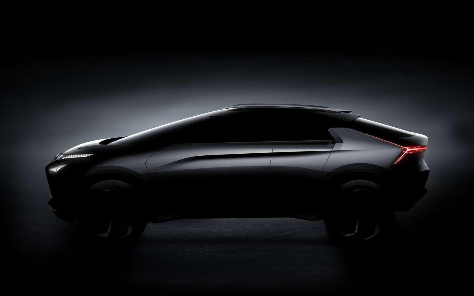 Замена Lancer Evolution: Mitsubishi показала дизайн модели 2022 года— фото 801783