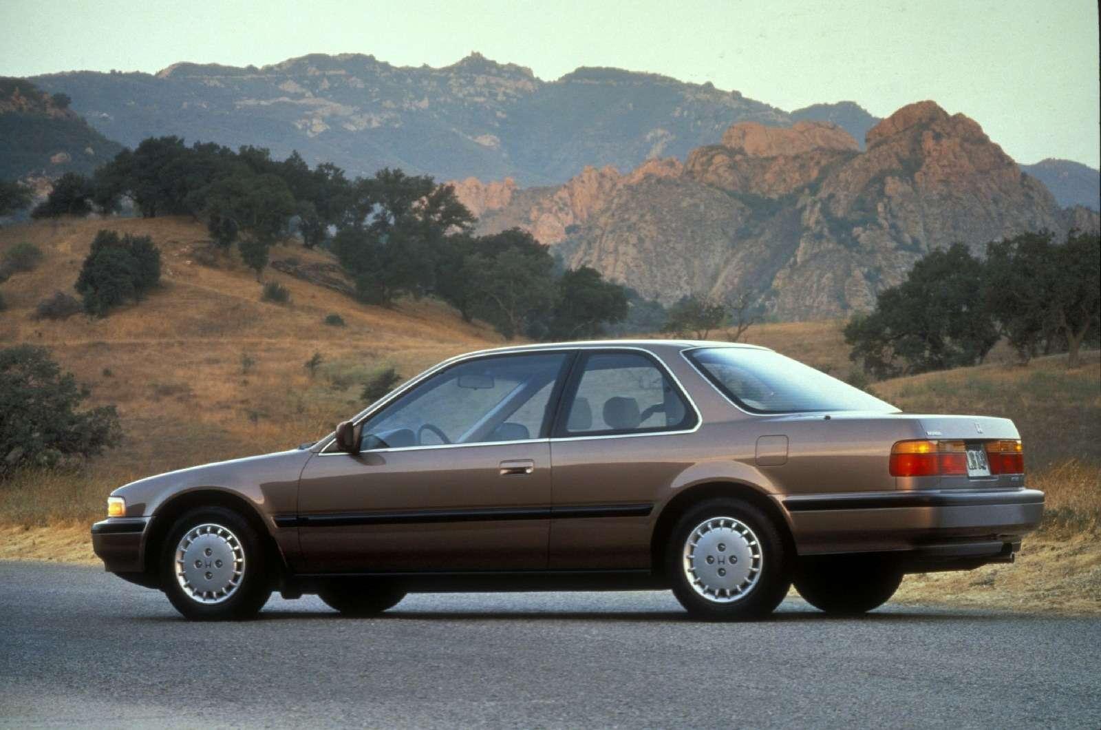 Honda Accord празднует 40-летний юбилей— фото 603982