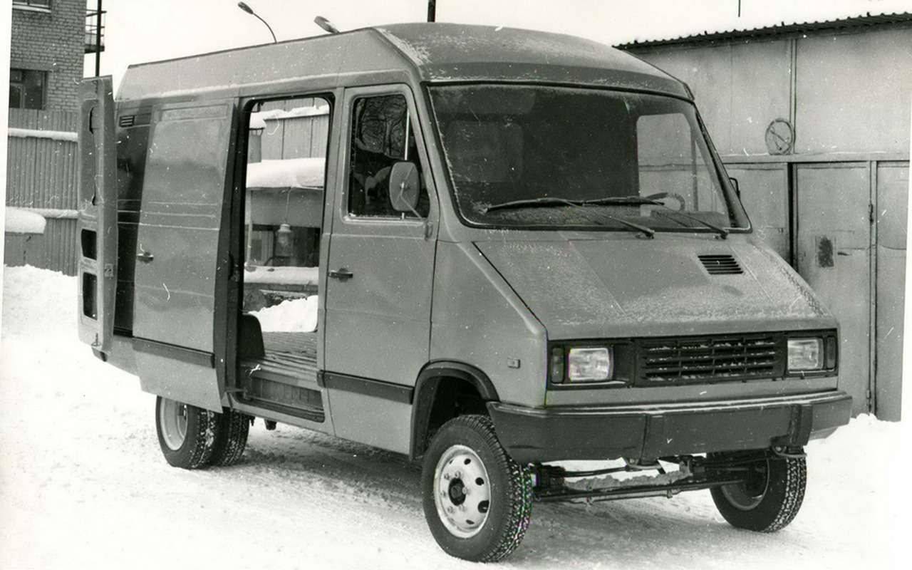 11уникальных советских автомобилей, которые могли пойти всерию. Ноувы!— фото 914634