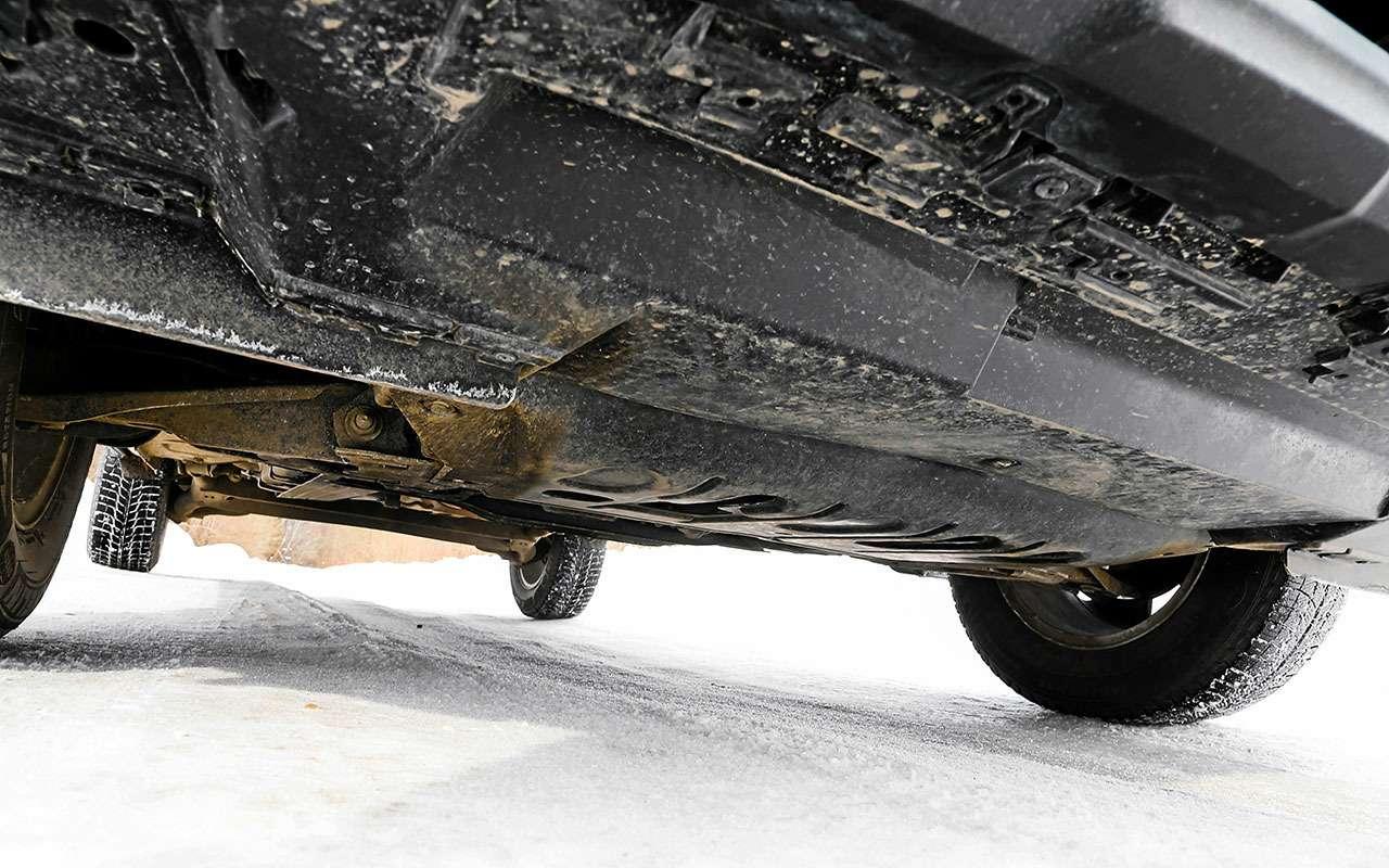 Новые кроссоверы: Citroen C3Aircross сотоварищи— фото 870501
