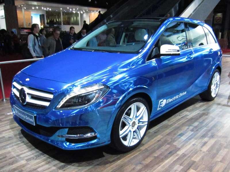 Daimler избавился отдоли вTesla Motors