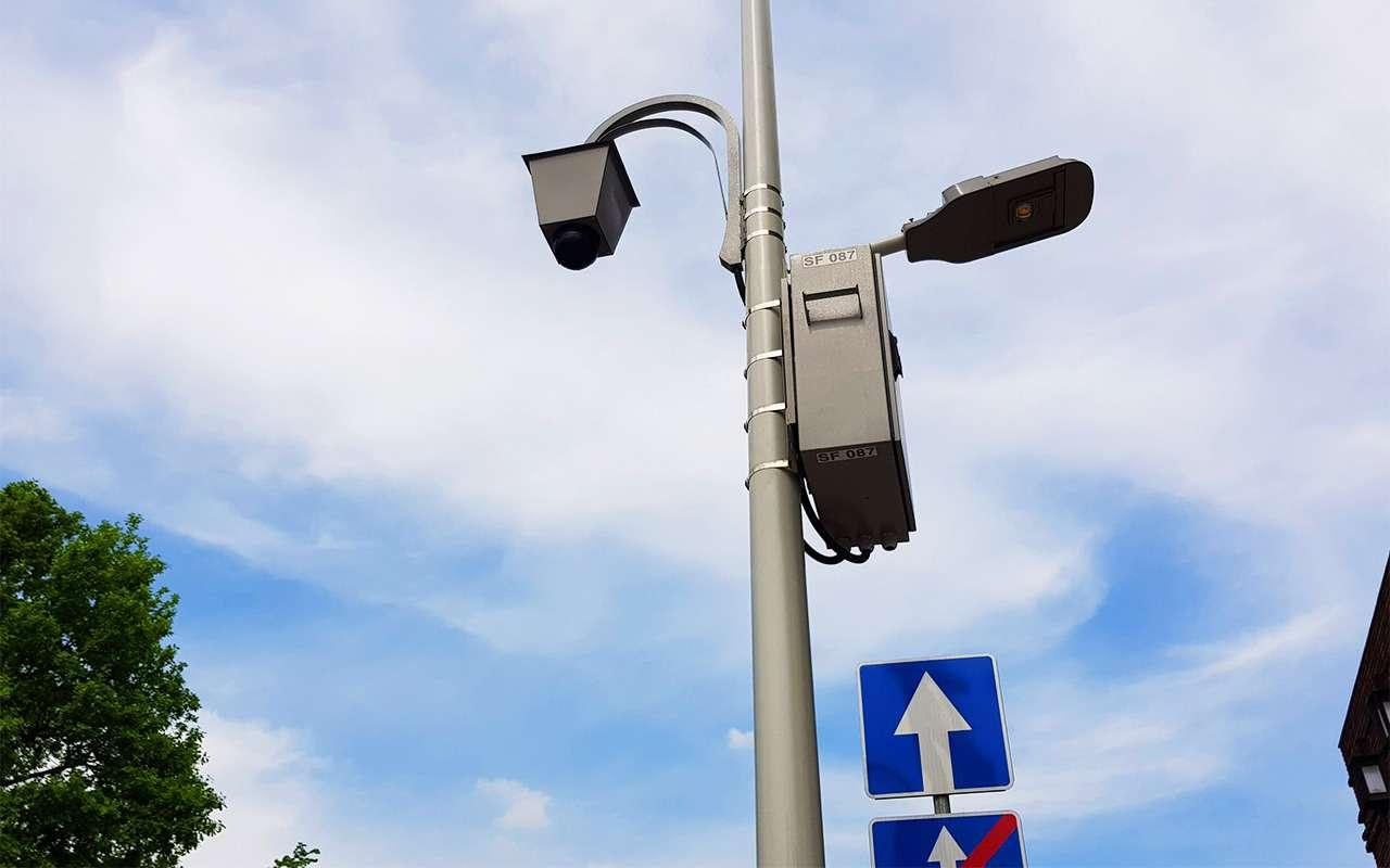 Новые необычные камеры фиксации нарушений проверит прокуратура— фото 872300