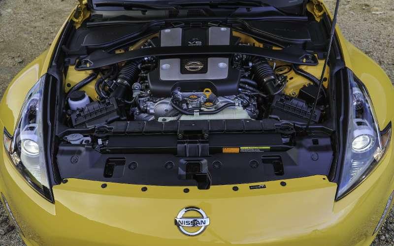 Особое купе Ниссан 370Z Heritage Edition представят вНью-Йорке
