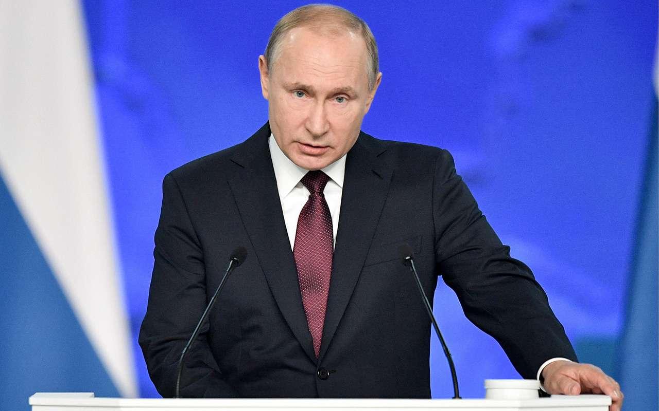 Путин подталкивает бизнес инвестировать врынок газомоторного топлива