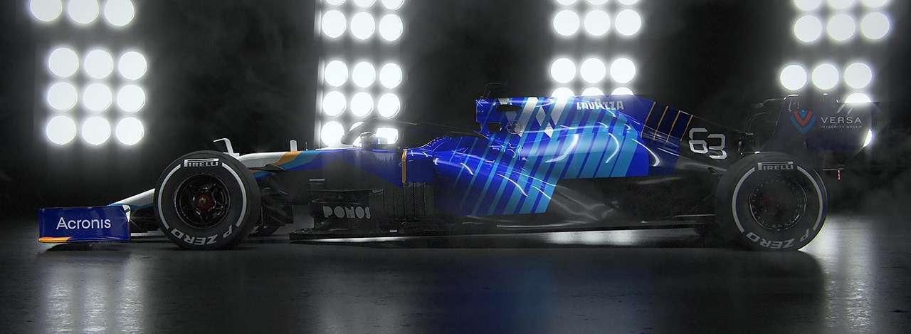 Формула-1 сезона 2021: новые болиды изапрещенный российский (!) флаг— фото 1230218