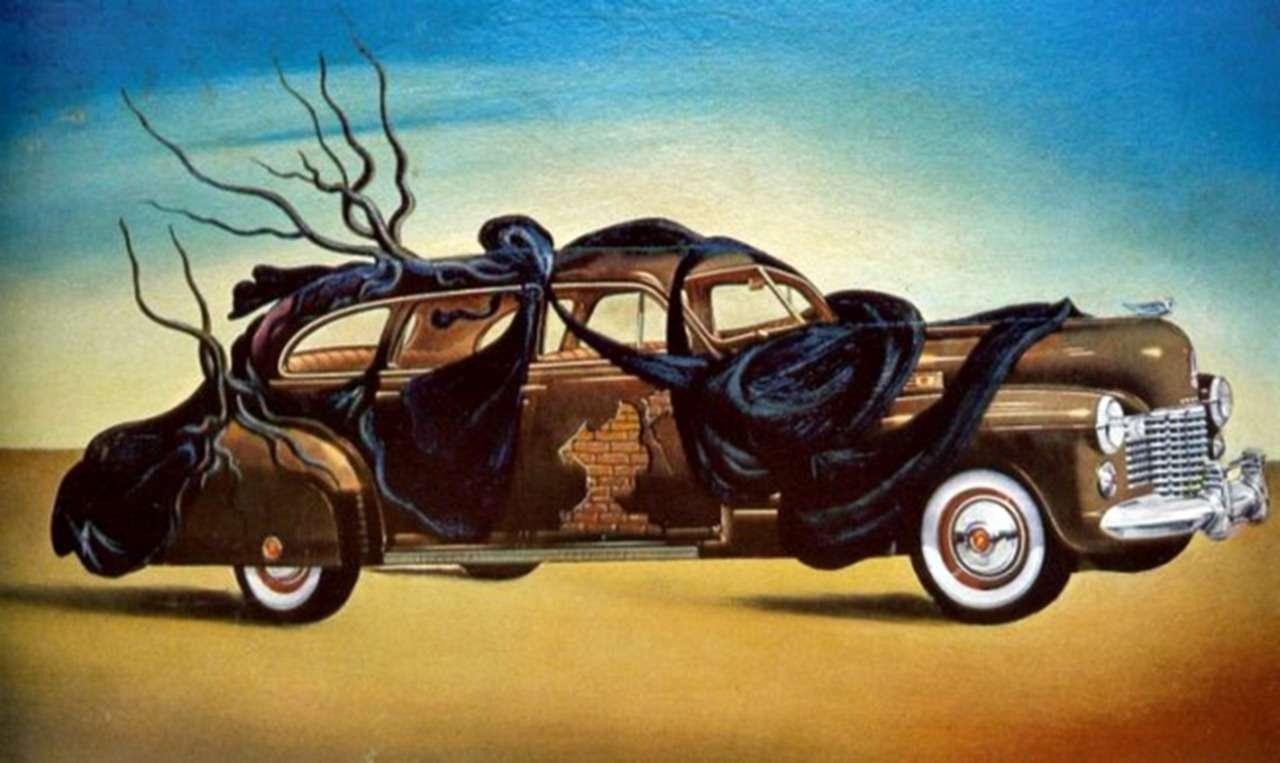 Егопервый автомобиль: Сальвадор Дали иКадиллак— фото 816490