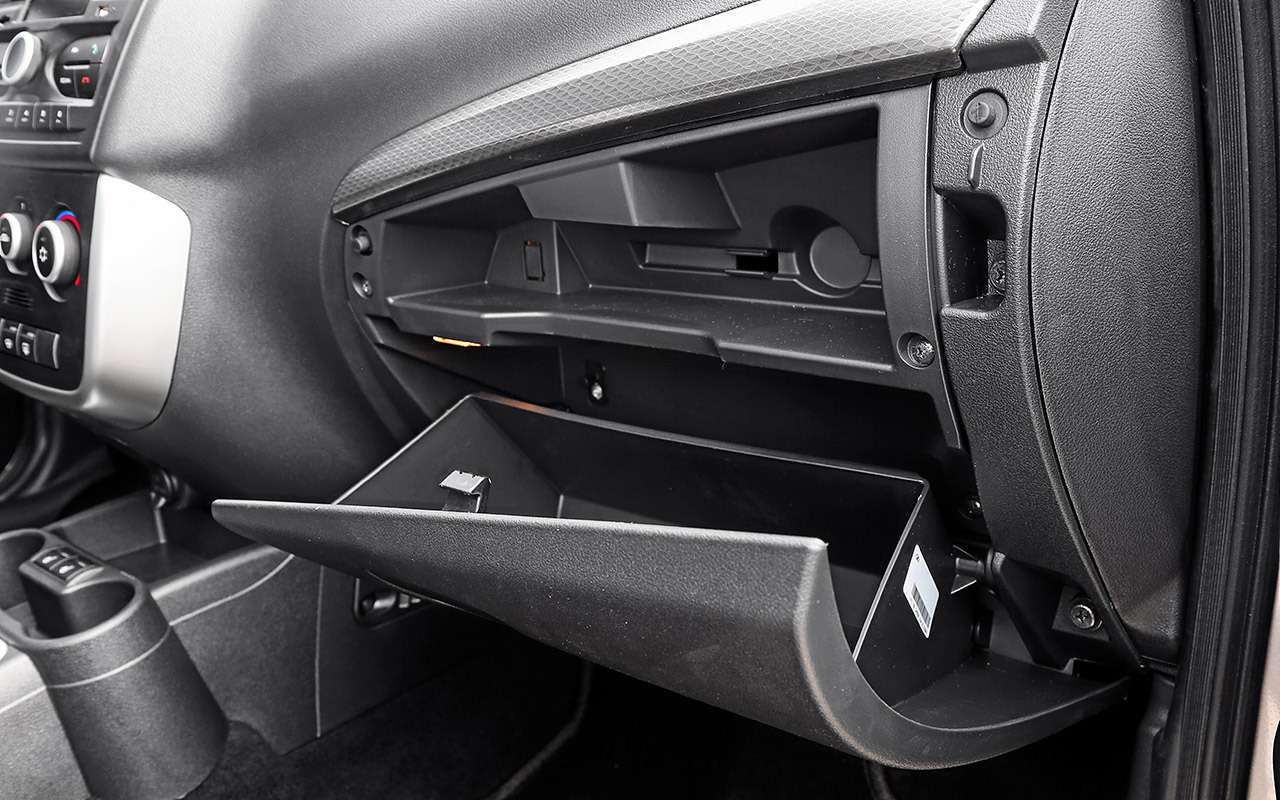 Большой тест обновленных бюджетников: Лада Гранта против Renault Logan— фото 914242