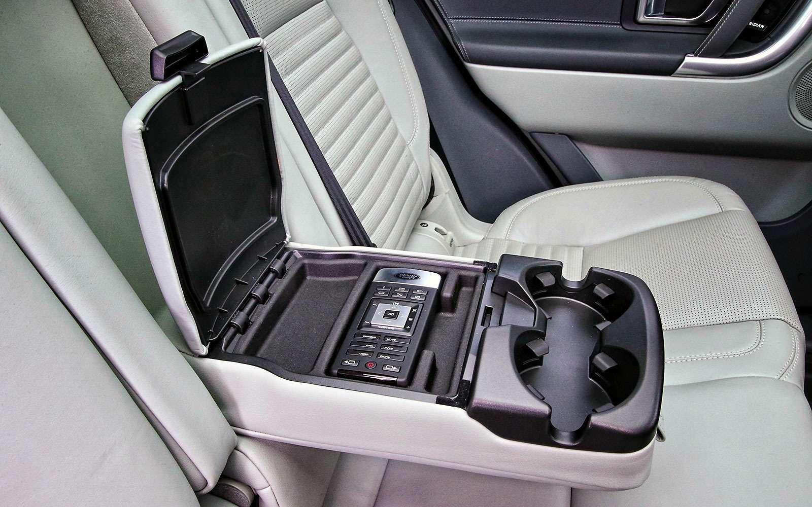 Выбираем Land Rover Discovery Sport: бензин или дизель?— фото 624650