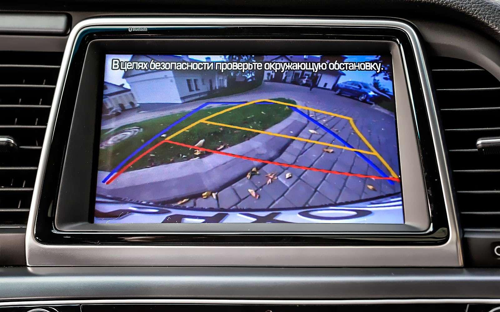 Hyundai Sonata или Toyota Camry— выбор ЗР— фото 810002