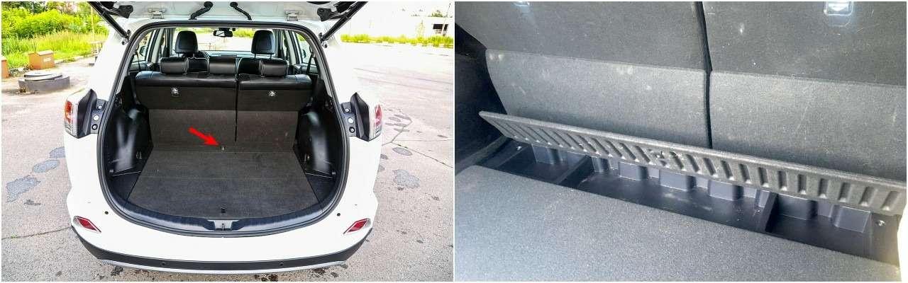 Секретные функции кроссовера Toyota RAV4— фото 798886