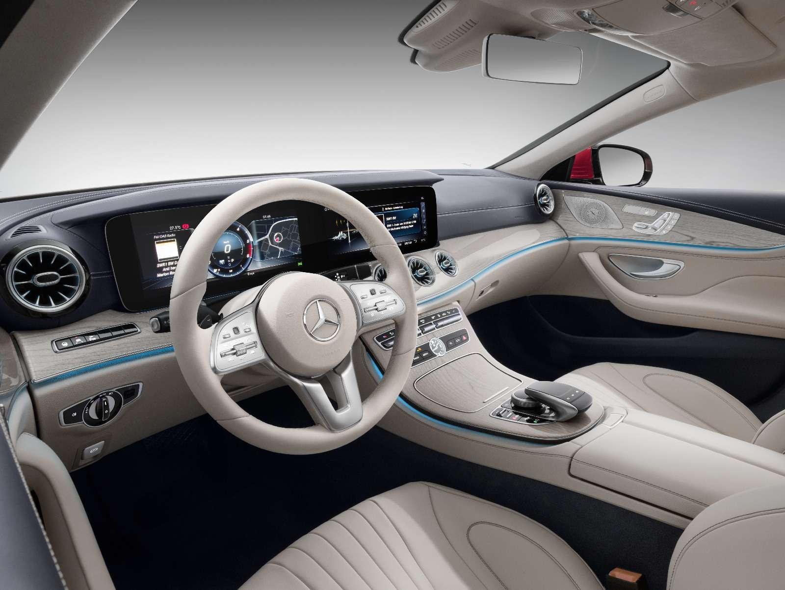 Новый Mercedes-Benz CLS: еще больше чувственности— фото 822036