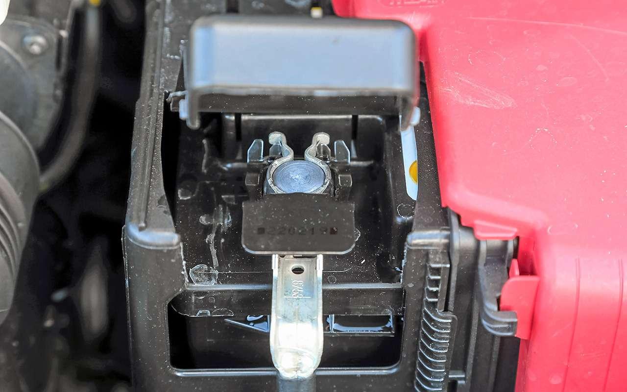 Peugeot Partner изКалуги: рассмотрели совсех сторон!— фото 1231044