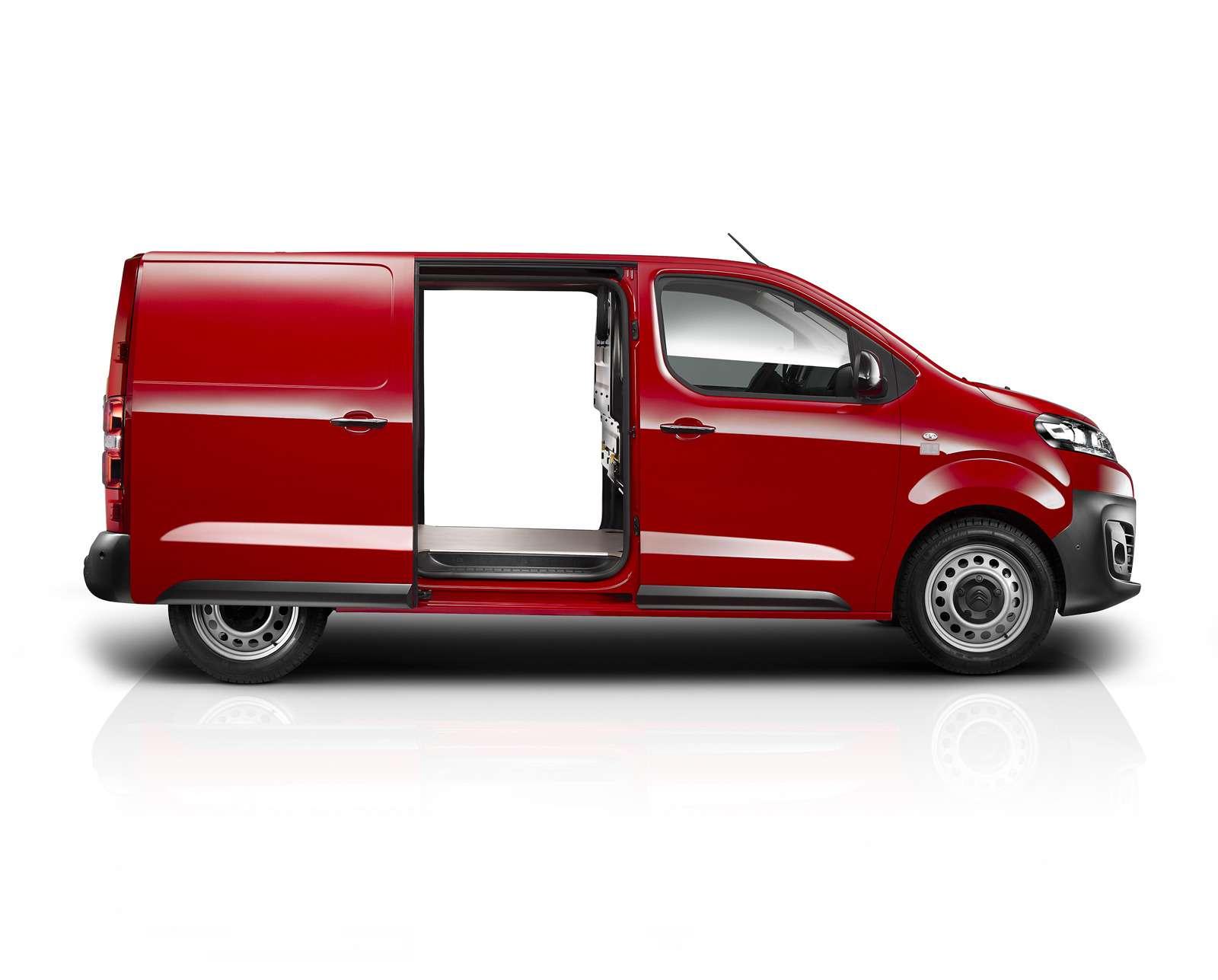 Новые Peugeot Expert иCitroen Jumpy приедут вРоссию вэтом году— фото 691287