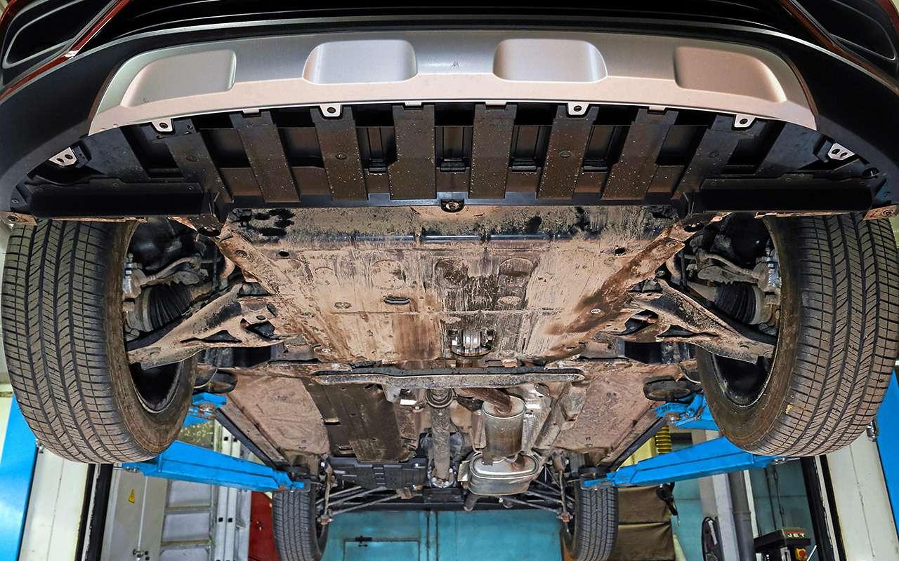 Честный тест-драйв Renault Arkana (в роли владельца) - фото 1264082
