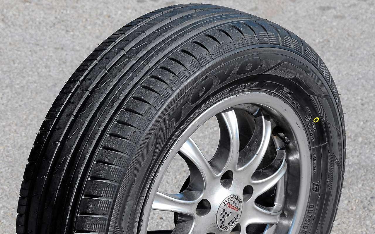 Летние 15-дюймовые шины— большой тест «Зарулем»— фото 1096835
