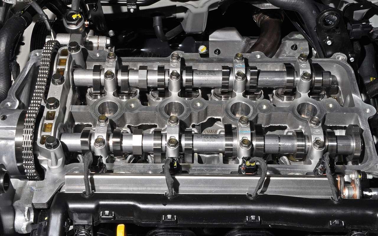 Мифические иреальные проблемы двигателя Hyundai иKia— фото 975838