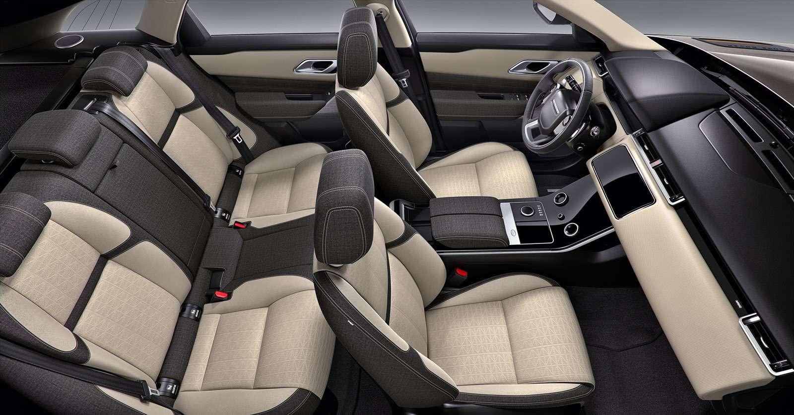 Range Rover Velar: отвал башки!..— фото 742201