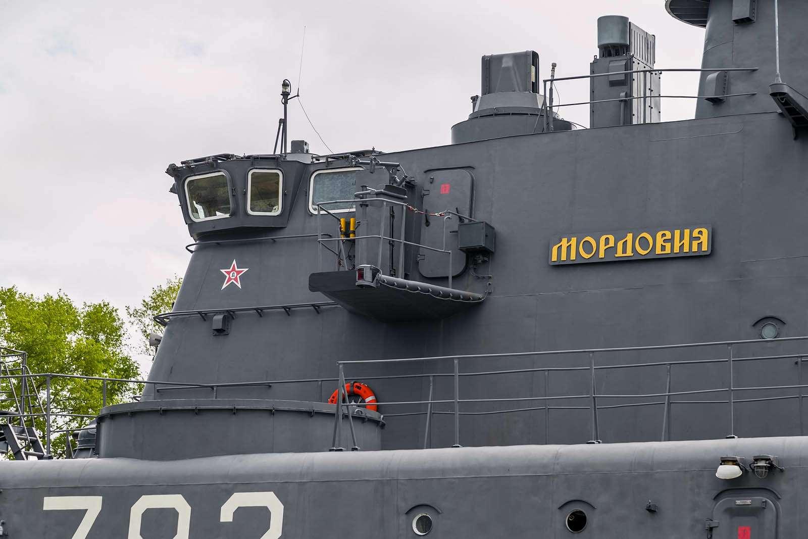 Малый десантный корабль Зубр: самый большой навоздушной подушке— фото 612052