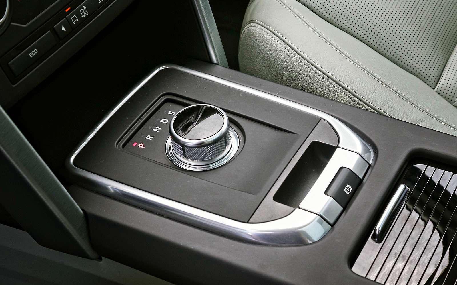 Выбираем Land Rover Discovery Sport: бензин или дизель?— фото 624647