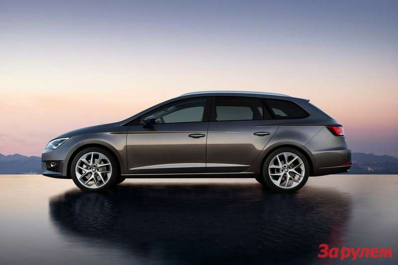 Seat Leon ST 2014 1600x1200 wallpaper 04