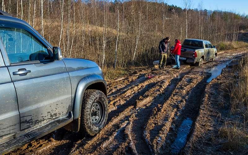 Пикап Toyota Hilux: все обновления