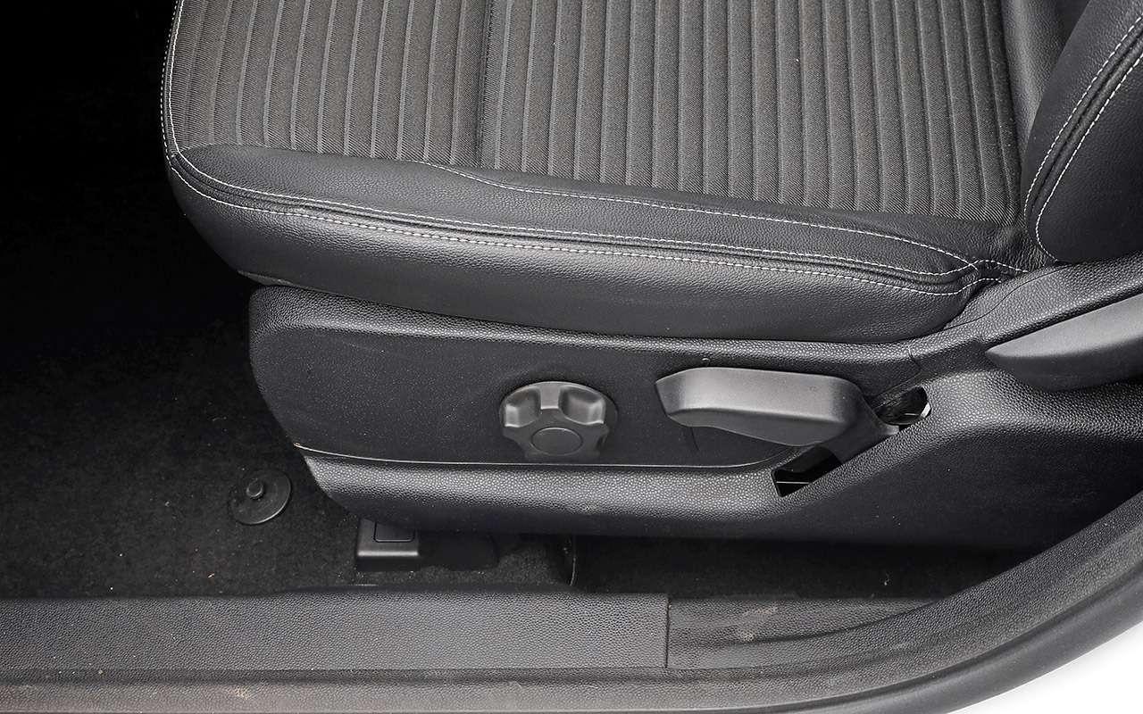 Большой тест кроссоверов: обновленный Ford EcoSport иконкуренты— фото 911188