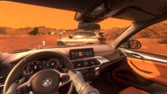 BMW предлагает протестировать новый кроссовер X3 на Марсе