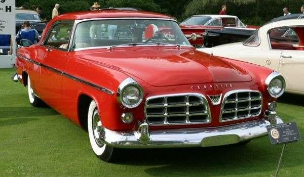 1955 Chrysler C300