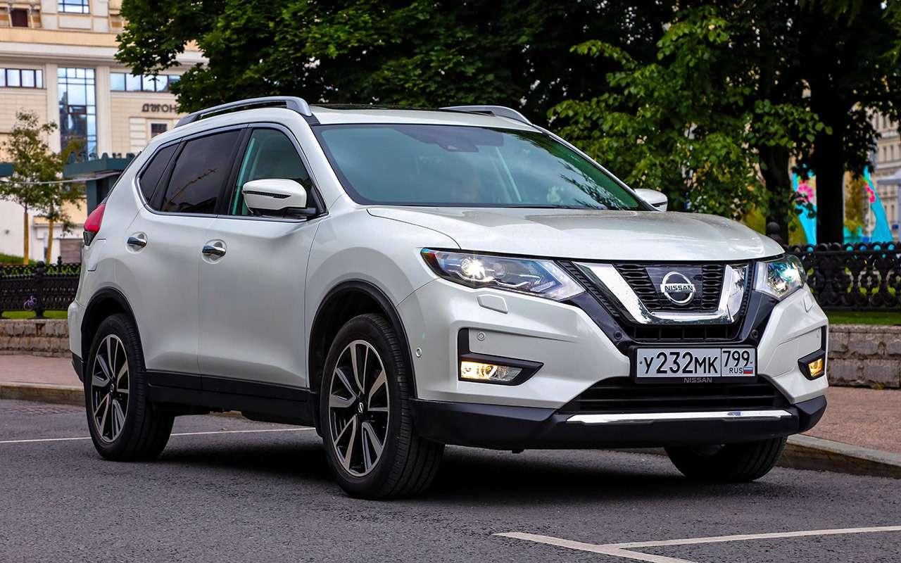 Длительный тест Nissan X‑Trail: один, нобольшой недостаток— фото 988296