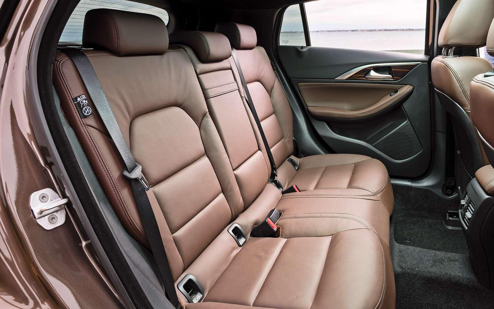 Кроссовер Infiniti QX30и полноприводный седан Infiniti Q50: би-турбо— фото 690744