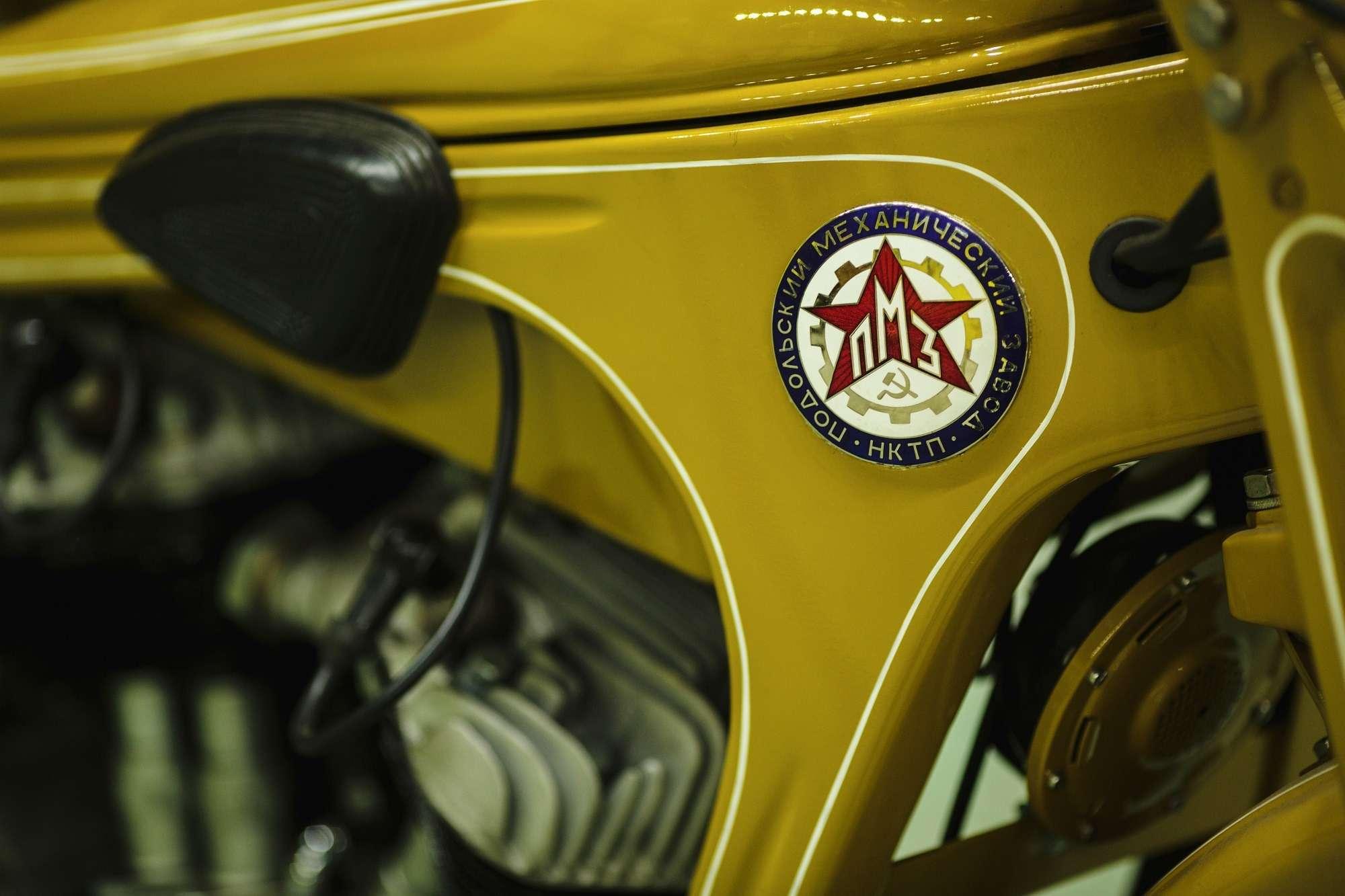 Тяжелый мотоцикл ПМЗ А-750: как Harley-Davidson оказался в ходовой BMW — фото 927412