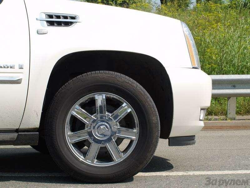 Cadillac Escalade: Риторический вопрос (ВИДЕО)— фото 344599
