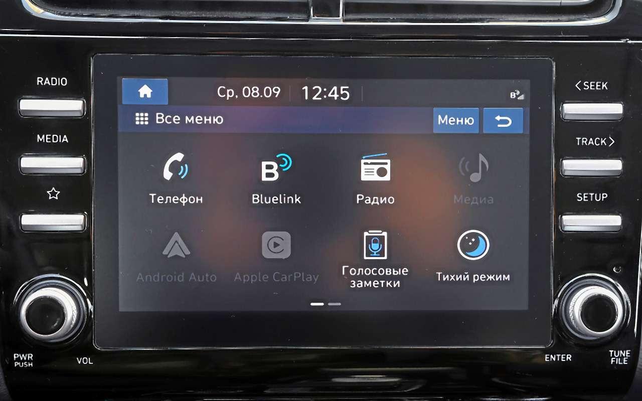 Новая Hyundai Creta: все изменения (бонус— видеотест)— фото 1283984
