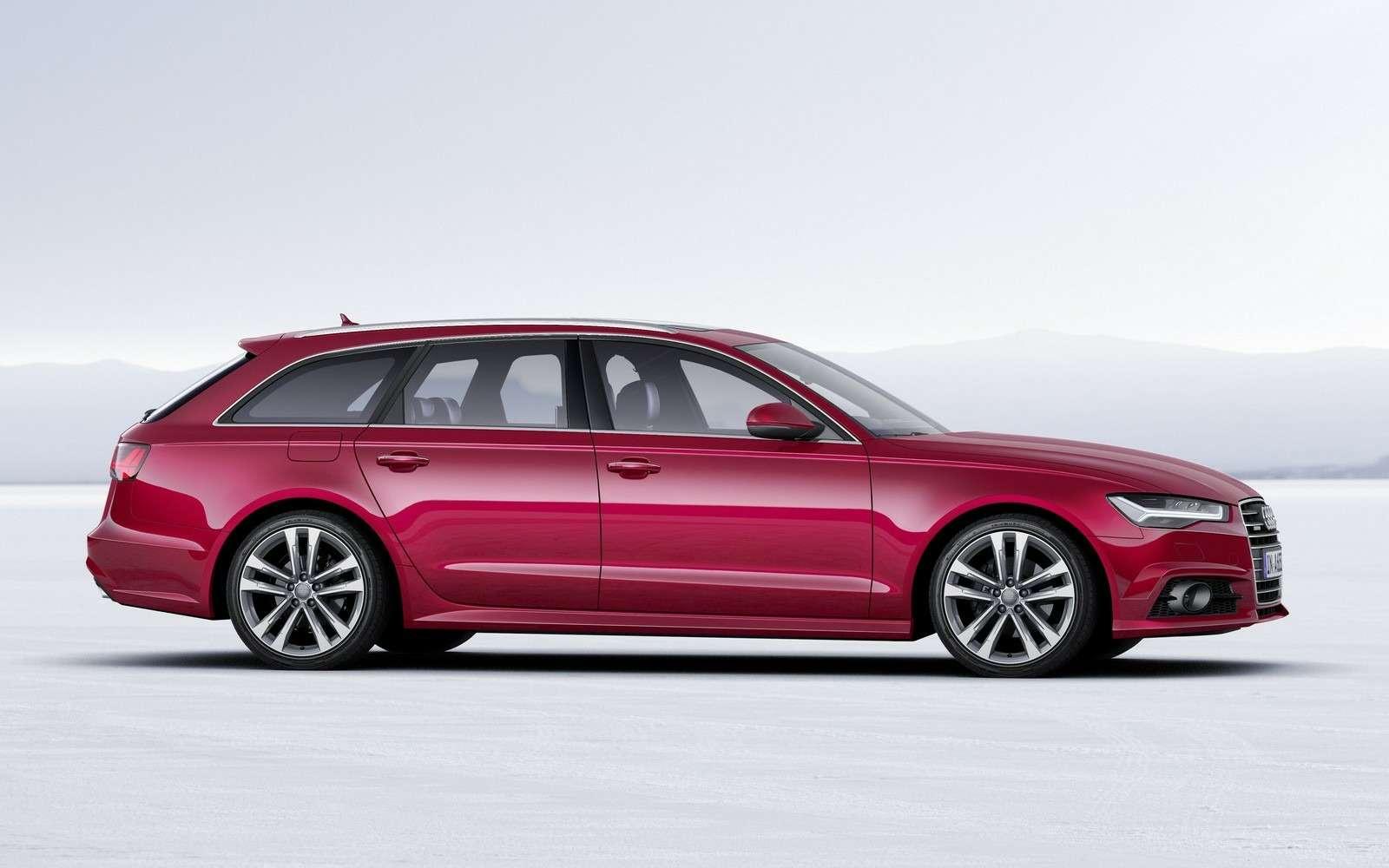 Обновленное семейство Audi A6/A7 хочет понравиться гаджетоманам— фото 579085