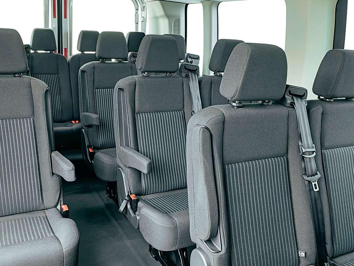 Ford Transit: хозяйским взглядом— фото 264674