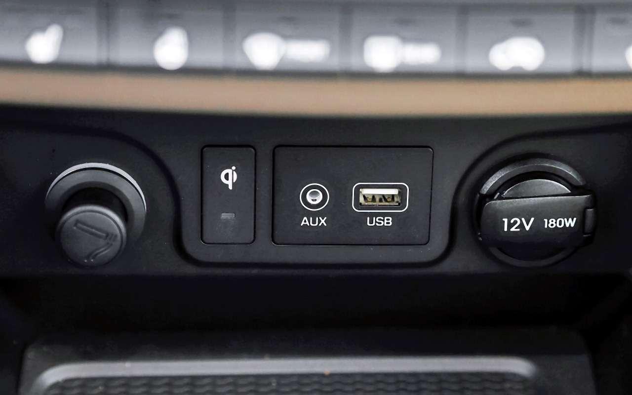 Новый Subaru Forester против конкурентов: большой тест кроссоверов— фото 935689